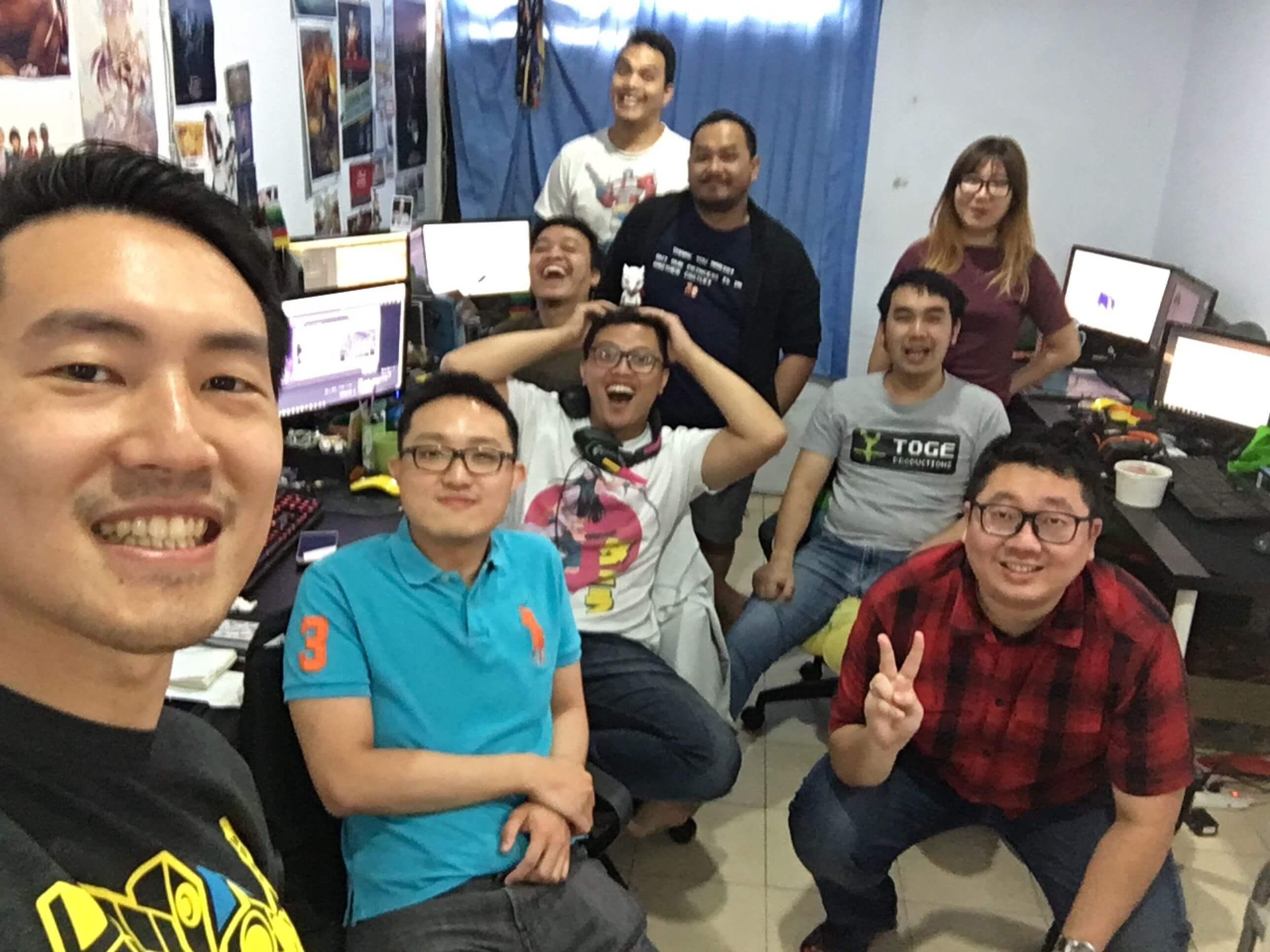 The Toge Team - September 2019
